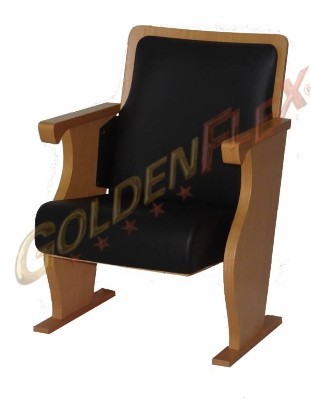 Cadeira Estofada com Braço para Auditório Valor Vila Mariana - Cadeira Estofada com Braço Escritório