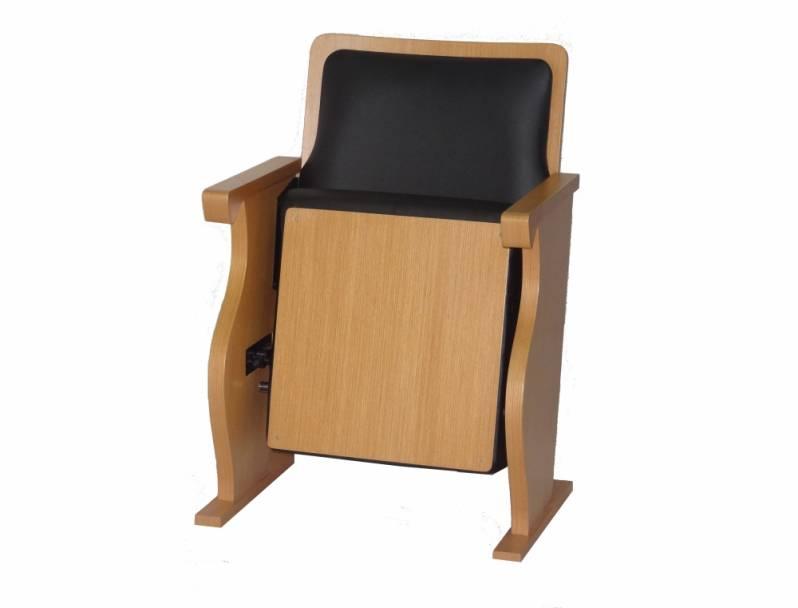 Cadeira para Auditório com Braço Preço Sé - Cadeira para Auditório com Braço