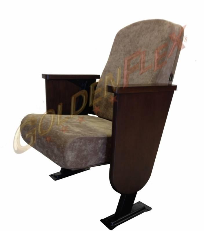 Cadeira para Auditório com Braço Valor Grajau - Cadeira para Auditório com Braço