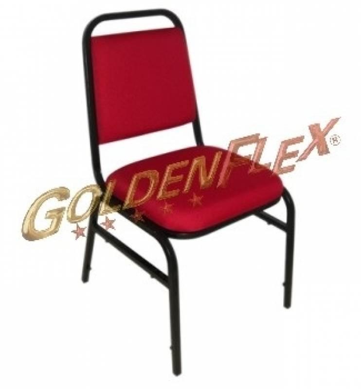 Cadeira para Auditório Empilhável Preço Freguesia do Ó - Cadeira para Auditório com Braço