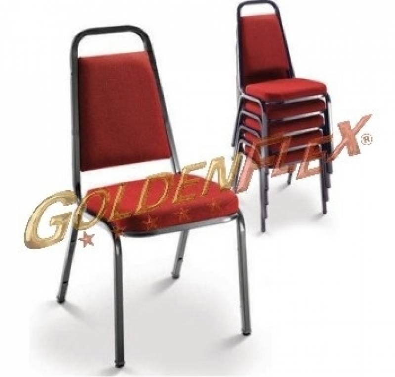 Cadeira para Auditório Empilhável Valor Jacareí - Cadeira para Auditório com Braço