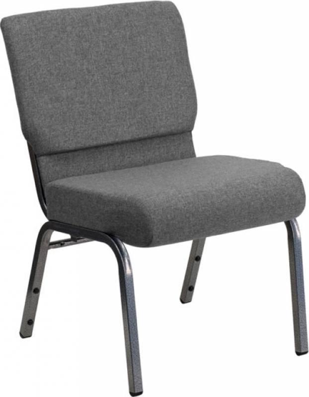 Cadeira para Igreja Empilhável Mauá - Cadeiras para Auditórios Igrejas