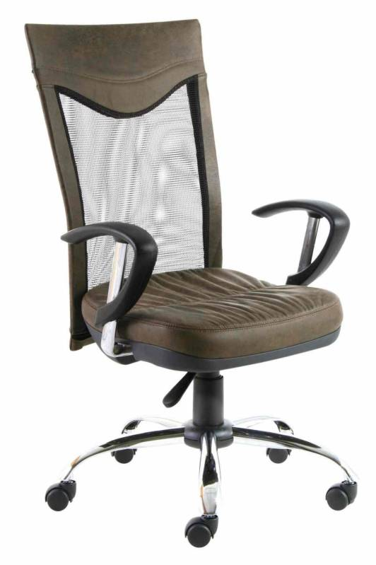 Onde Encontro Cadeira Presidente para Escritório Jd São João - Cadeira para Escritório com Rodinhas