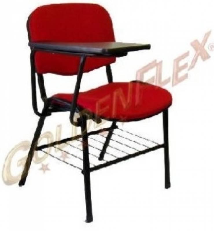 Quanto Custa Cadeira para Auditório com Prancheta Pompéia - Cadeira para Auditório com Braço