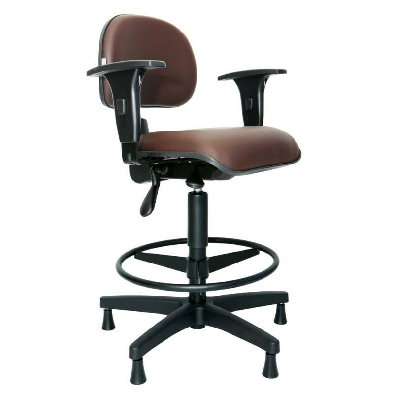 Quanto Custa Cadeira Secretária Executiva Giratória Vila Lusitania - Cadeira Secretária Executiva para Escritório Corporativo