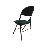 cadeira dobrável almofadada Bom Retiro