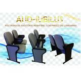 cadeira dobrável articulada preço Vila Medeiros
