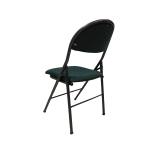 cadeira dobrável estofada Vila Dalila