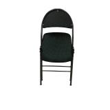 cadeira dobrável estofada