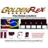 fábricas para cadeiras church Parque Santa Madalena
