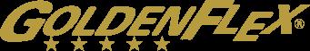 Logo GoldenFlex dourado